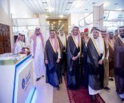 أمير القصيم يشهد افتتاح منتدى الطاقة المتجددة في محافظة البكيرية