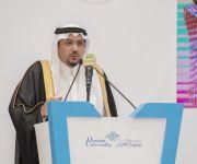 الامير فيصل بن مشعل يشهد إفتتاح يوم المهنة العاشر في جامعة القصيم بمشاركة 45 جهة