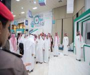 أمير القصيم يفتتح ملتقى ( بيبان ) لتطوير المشاريع الشبابية في المنطقة