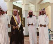 الشيخ المجماج يزور إدارة مساجد الفوارة