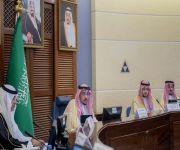 أمير القصيم يستقبل رئيس وأعضاء مجلس إدارة الغرفة التجارية الصناعية بمحافظة عنيزة