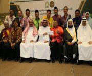 أمين عام برنامج خادم الحرمين للحج والعمرة التقى لفيف من الشخصيات الماليزية