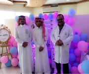 مركزا صحي الصفا و البصر يدشنان فعاليات اليوم العالمي للتحصين