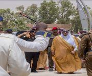 أمير القصيم يشهد ختام دورة إعداد المدربين في لغة الإشارة لضباط دوريات الأمن بالمملكة