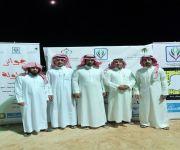 فريق المستقبل يتصدر بطولة لجنة التنمية الاجتماعية بضيدة