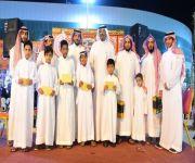 عنيزة : مهرجان ليالي رمضان ينظم مسابقة حفظ القران الكريم