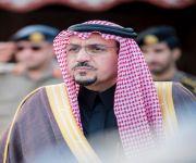 أمير القصيم يثمن جهود النيابة العامة في كشف غموض مقتل الغصن