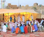 مستشفى الاسياح يجمع مقدمي الخدمة الصحية والمستفيدين منها على مأدبة الإفطار٠