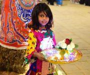 حضور لافت لحقاق مهرجان ليالي رمضان بعنيزة