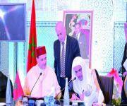 الملك محمد السادس يرعى مؤتمر رابطة العالم الإسلامي ورابطة علماء المغرب