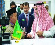 المملكة تدشن مبادرة «طريق مكة» في إندونيسيا