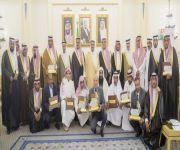 أمير القصيم يتوج 12 فائزاً بجائزة فيصل بن مشعل للمزرعة النموذجية