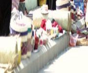 سوق شعبي في محافظة الشماسية مساء اليوم