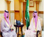 نائب أمير مكة يشدد على أهمية تكامل الأعمال بين الجهات