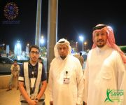 المنشد الضبعان يشعل حماس زوار مهرجان (سعودي انطلق ) بالبكيرية ومطالبات بتمديد ايام المهرجان