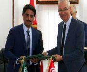 توقيع مذكرة تفاهم بين المملكة وتونس للتعاون في المجالات الصحية
