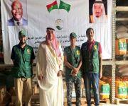 مركز الملك سلمان للإغاثة يسلم 60 طنًا من التمور هدية المملكة إلى بوركينا فاسو