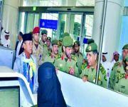 اللواء اليحيى يحذر من سماسرة تأشيرات الحج