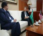 وزير الخارجية الماليزي يشكر خادم الحرمين نظير تسهيلات المملكة للحجاج الماليزيين
