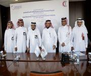 *الهلال الأحمر السعودي يوقع اتفاقية تعاون مع شركة الكهرباء لدعم العمل التطوعي بموسم الحج
