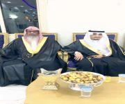 الشاب سلطان الفريدي يحتفل في زواجه