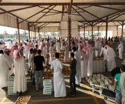 مهرجان تمور البكيرية التاسع يشهد إقبالاً من المزارعين والمتسوقين