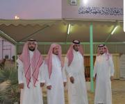 فضيلة الشيخ المجماج يتفقد مدينة الحجاج بمنطقة القصيم