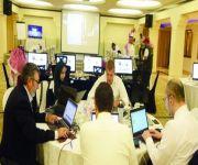 مركز التواصل الحكومي يوفر المعلومات والإحصاءات عن الحج