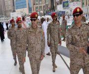 القوات البرية تشارك بقوة واجب لخدمة حجاج بيت الله الحرام