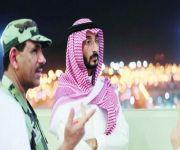 عبدالله بن بندر يتفقد مخيمات الحجاج ويطلع على استعدادات الجهات الأمنية والخدمية بالمشاعر