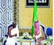 رئيس وزراء كوت ديفوار ونائب رئيس غانا يصلان جدة