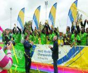 «أخضر الاحتياجات الخاصة» بطلاً لكأس العالم للمرة الرابعة على التوالي