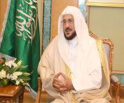 وزير الشؤون الإسلامية يهنئ القيادة بمناسبة نجاح موسم الحج