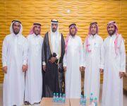 أسرة الفهيد تحتفل في زواج ابنهم فهد