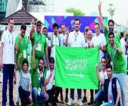 ست ميداليات حصاد السعودية في جاكرتا