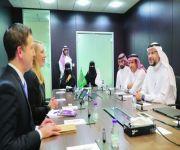 اجتماع سعودي - أميركي لبحث التعاون في حماية الملكية الفكرية