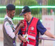 في الذكرى الثامنة والثمانون لوطن الحزم والعزم : ارتواء التطوعي يطلق مبادرة (أنتم الأمان