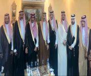 شفاعة الأمير مشعل بن سعود بن عبدالعزيز تنهي خلافاً دام ٢٢ عاماً