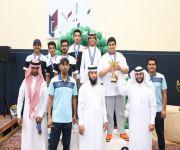 جامعة الإمام عبدالرحمن بن فيصل تميز رياضي
