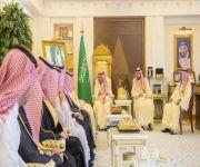 أمير القصيم يلتقي وزير الاتصالات وتقنية المعلومات