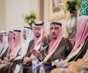 أمير القصيم : تميزنا بلحمة وطنية صادقة وبلادنا حققت وحدة تاريخية مثالية