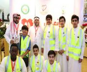 في مكة مول فعالية اليوم العالمي لإنعاش القلب بالشراكة مع مستشفى حراء العام