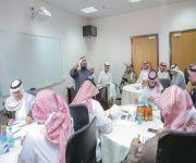 كلية التربية بجامعة القصيم تُطلق البرنامج العلمي الثالث لمعلمي المنطقة