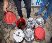 مصادرة 550 مادة من التبغ ومشتقاتها بالقصيم