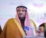 الأمير فيصل بن مشعل يدشن انطلاقة النسخة الثانية من معرض القصيم للكتاب