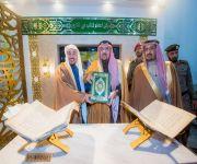 الأمير فيصل بن مشعل يوجه بتخصيص ركن للقرآن الكريم وعلومة ضمن الأجنحة المشاركة
