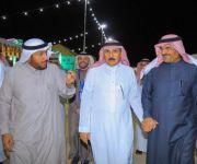 """*محافظ البكيرية يشهد انطلاقة مهرجان الربيع 40 تحت شعار """"ربيعنا غير"""