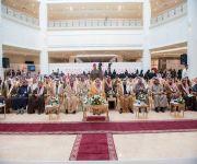 الأمير فيصل بن مشعل يرعى المؤتمر الدولي الأول لجمعية أصدقاء بنوك الدم بمدينة بريدة