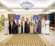 أمير القصيم يرعى توقيع اتفاقية شراكة بين جمعية أسرة ومكافحة المخدرات بالمنطقة