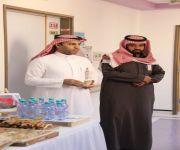 """فريق """" التطوع حياة """" يزور مركز الأمير سلطان لطب وجراحة القلب بالقصيم"""